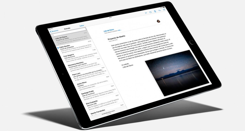 Precios iPad Pro España